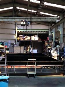 船台製作2